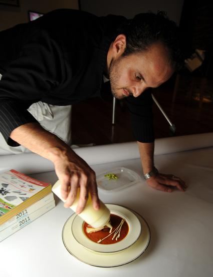 Chef Cocinarte Catering Guatemala Alvaro Meoño